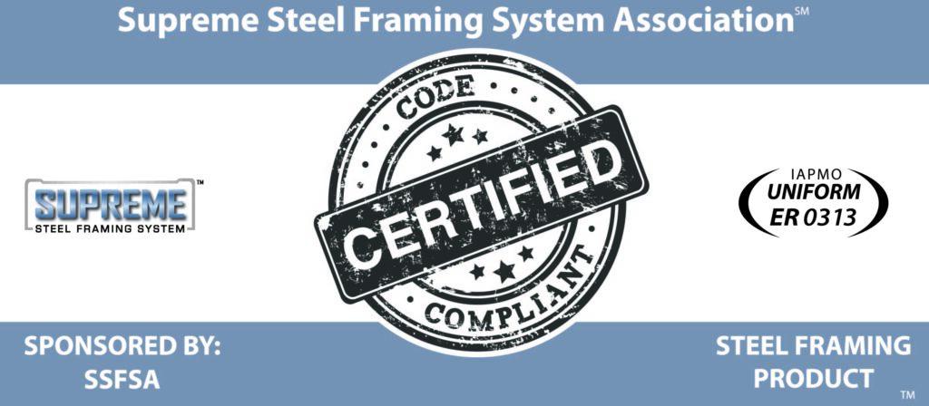SSFSA Code Compliant
